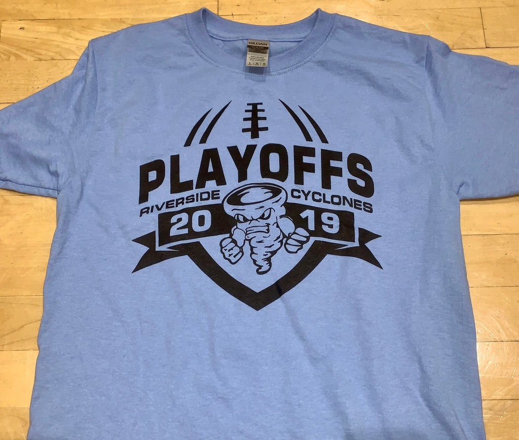 Playoff t shirt