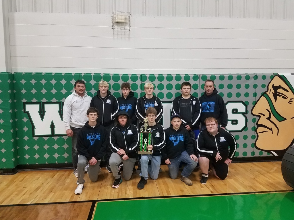 Wrestlers finish 2nd at Albany Tournament.
